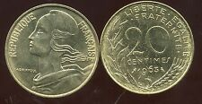 20 centimes 1963   SUP