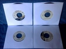 CHORDETTES -  (4)  PROMO 45'S - CADENCE LABEL - WLP'S / ADVANCE PRESSINGS