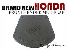 HONDA S90 CS90 CL90 S110 CS110 CB100 CB125S CG110 CG125 FRONT MUD FLAP [ID]