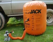 Vehicle 4 Tonne Exhaust Air Jack orange