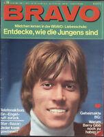 BRAVO Nr.29 vom 15.7.1968 Udo Jürgens, Engelbert Humperdinck, Rolling Stones...