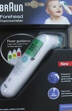 Braun Childrens Baby Forehead Temporal Thermometer FHT 1000