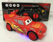 Lightning Mcqueen Cars Radio Remote Control Car - Rc Car - NEW BOXED