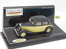 Velocidad 1/43 - Mercedes 170 Negra y crema