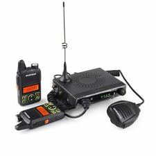 Baofeng - Mini 1 Uhf 400-470Mhz 15W Mobile Car Transceiver 20 Channels with 2