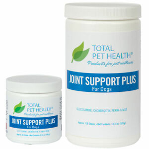 Pet Hip & Joint Support Plus Supplements Healthy Senior Mobility 30ct or 130ct