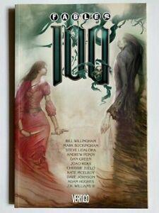 Fables #100 Vertigo Comics 100 page Special Graphic Novel