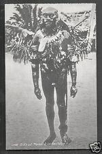 Merauke Papua Party Costume New Guinea Indonesia 1910