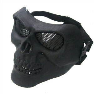 Cool Skull Multi Intball CS Face Mask Ski Bike Motorcycle Outdoor Sports Wear UK
