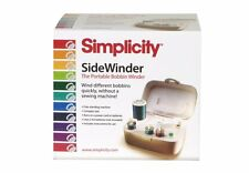 Sidewinder Portable Bobbin Winder Sewing Thread Simplicity Compact Electric Best