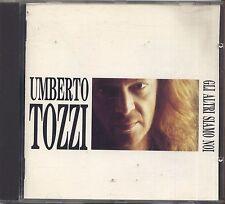 UMBERTO TOZZI - Gli altri siamo noi - CD 1991 USATO OTTIME CONDIZIONI