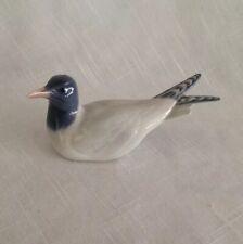 Royal Copenhagen Vintage Porcelain Figurine Seagull Bird #1468