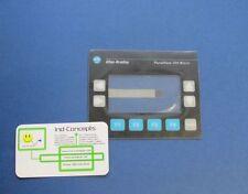Allen Bradley 2711-M3A18L1 Membrane Keypad PanelView Micro 300 2711-M3A19L1
