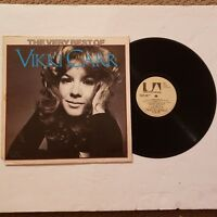 Vikki Carr: The Very Best of: United Artist UA-LA244-G LP Vinyl Record VG+/VG+