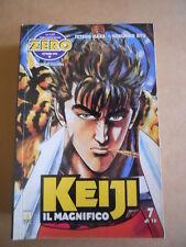 KEIJI Il Magnifico n°7 1999 edizioni Star Comics   [G401]