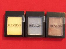 3 Revlon Single Eye Shadows