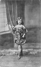 CHILD DANCER ~ AN OLD POSTCARD #235109