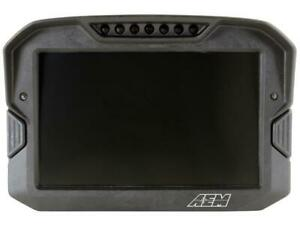 AEM CD-7 Non Logging Race Dash Carbon Fiber Digital Display (CAN Input Only)