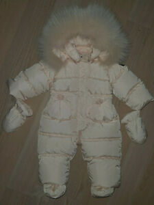 Hayisugal Baby Daunenjacke Winterhose Daunenmantel Schneeanzug mit Kaputze Kinder Skianzug Winter Jacke Hose f/ür Jungen M/ädchen Daunenhose 2tlg Wintermantel