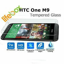 Tempered Glass Screen Protection Anti Scratch 9H .33mm for HTC One M9