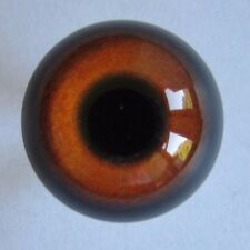 18MM ACRYLIC HARE EYES (no:1). 1 PAIR. TAXIDERMY. CRAFTS. MODEL MAKING.