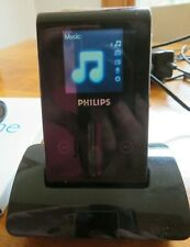 Philips GoGEAR Micro Jukebox MP3 6GB DIGITAL AUDIO PLAYER Sensory Touchpad