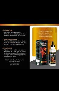 VITAMIN FOR ROOSTER / GALLOS  VITOFARMA  ENERJET / 60ml * EXP 01/23*