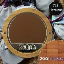 Zao Compact Foundation 738 Kompakt Make-up 6g Bio-Naturkosmetik vegan fairtrade