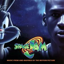 NEW CD Space Jam  Music from and Inspired by the Motion Picture [Soundtrack] OST