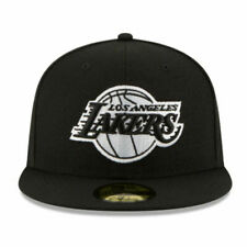 Los Angeles 59Fifty Lakers LAL NBA Authentic New Era Fitted Cap