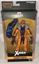 Marvel Legends Apocalypse BAF Sabretooth Action Figure New X-Men Build a Figure