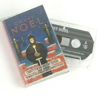 Chant Noel Cassette Benedictine Monks Santo Domingo De Silos Holiday Season