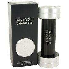 CHAMPION By DAVIDOFF, MEN 3.0 OZ EAU DE TOILETTE SPRAY