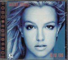 """CD ALBUM  BRITNEY SPEARS  """"IN THE ZONE"""""""