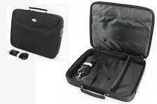 ✔✔✔ NOTEBOOK Laptop Notebooktasche Laptoptasche PC Tasche 17 Zoll schwarz