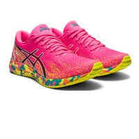Asics Womens Gel-DS Trainer 26 Noosa Running Shoes Trainers Sneakers Pink Yellow