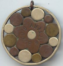 Boyd's Battery, Token, Medal, Quack Medical Device, 1879