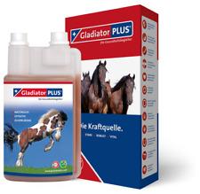 Gladiator plus Gladiatorplus Pferd Flasche 1000ml