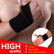 Wrist Brace Support Carpal Tunnel Hand Wrap Pain Relief Strap Sports Wrist Guard