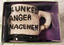 I Flunked Anger Management Mug Hot Tea Coffee Cup 12 oz. Big Mouth Toys