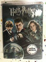 HARRY POTTER Y LA ORDEN DEL FENIX EDICION ESTUCHE METALICO 2 x DVD NUEVO 3T