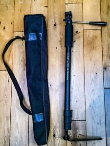 Monopod KONIG KN-TRIPOD45 with Black Carrying Case. Single Leg