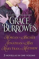 Morgan and Archer / Jonathan and Amy / Mary Fran and Matthew: By Burrowes, Gr...