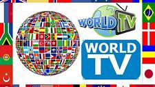 IPTV VOODOO,World wide TV the best for all Nations 1 Month Subscription 3000 ch
