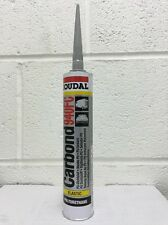 310ml GREY Carbond 940FC Adhesive Sealant Car Body Kit Bond Glue Soudal Metal