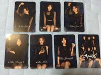 Apink orion  Photocard 7 set official ChoRong BoMi EunJi NaEun NamJoo HaYoung