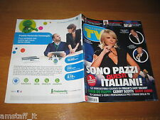 TV SORRISI E CANZONI=2013/37=MARIA DE FILIPPI=GERRY SCOTTI=RUDY ZERBI=