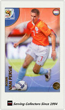 2010 Panini World Cup Soccer Trading Card Common No150 R. Van Persie (Nederland)