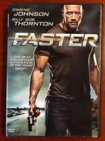Faster (DVD, 2010) - G1122