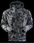 Sitka Stratus Forest Hunting Camo Jacket And Bibs Set-L